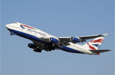 Авиакасса, Boeing-747