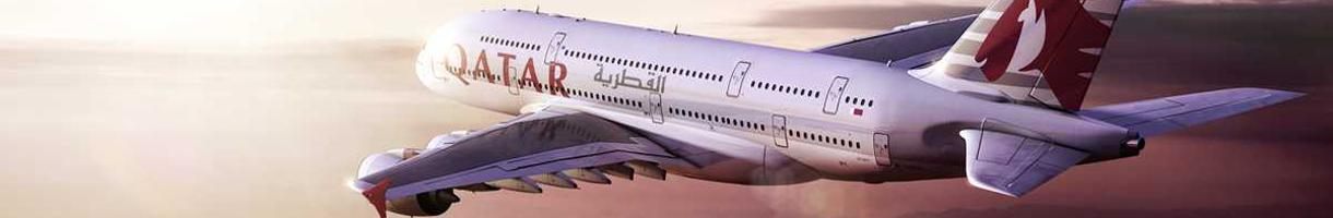 Qatar Airways: Невероятные скидки для путешествующих большой компанией